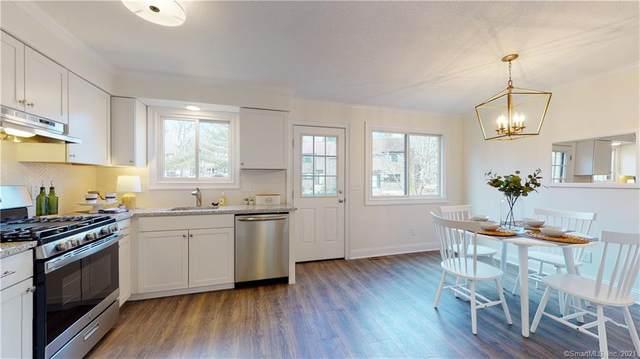 18 Hampton Park #18, Branford, CT 06405 (MLS #170377131) :: The Higgins Group - The CT Home Finder