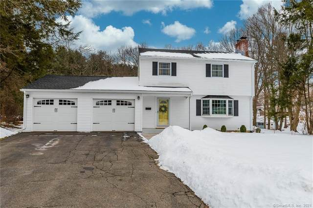 20 Wickham Drive, East Hartford, CT 06118 (MLS #170377139) :: Hergenrother Realty Group Connecticut