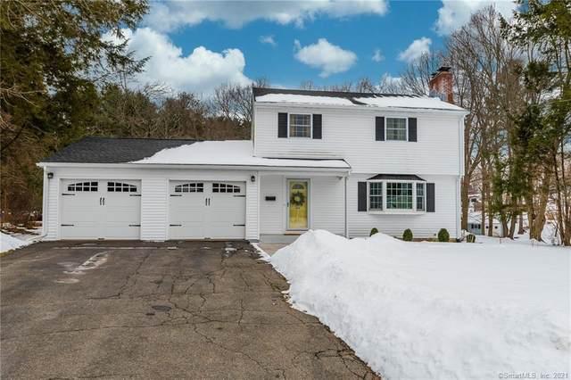 20 Wickham Drive, East Hartford, CT 06118 (MLS #170377139) :: Carbutti & Co Realtors