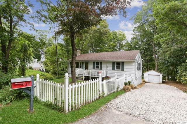 30 Island Hill Avenue, Ridgefield, CT 06877 (MLS #170377180) :: Around Town Real Estate Team