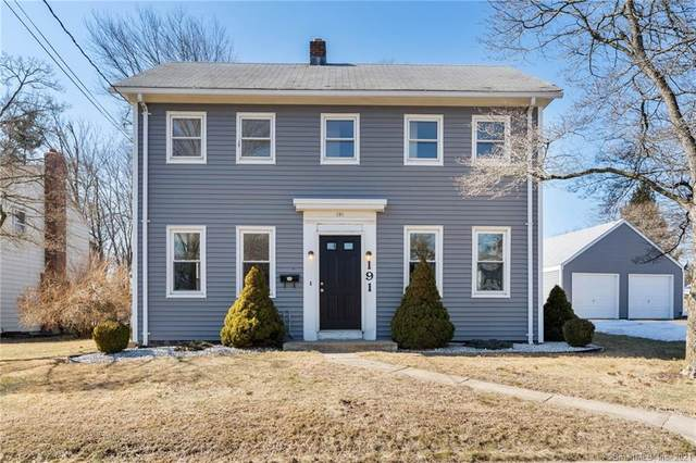 191 Maple Street, Wethersfield, CT 06109 (MLS #170377220) :: Hergenrother Realty Group Connecticut