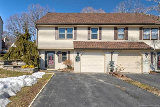 52 Tinsmith Crossing #52, Wethersfield, CT 06109 (MLS #170377222) :: Anytime Realty