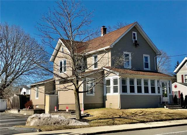 508 Naugatuck Avenue M, Milford, CT 06460 (MLS #170377238) :: The Higgins Group - The CT Home Finder