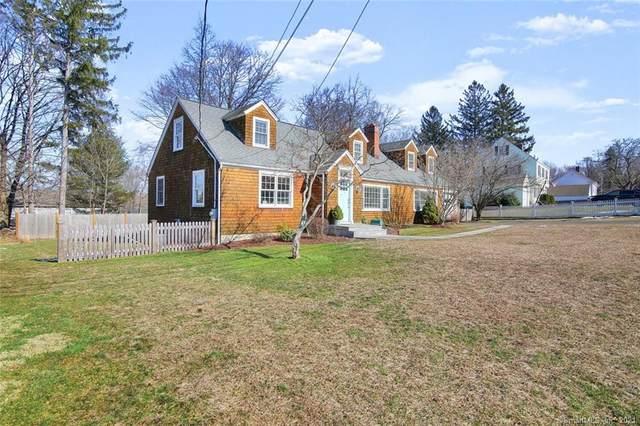 44 Lockwood Road, Fairfield, CT 06825 (MLS #170377270) :: Tim Dent Real Estate Group