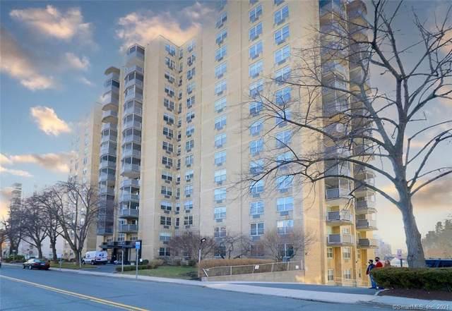50 Glenbrook Road 7G, Stamford, CT 06902 (MLS #170377275) :: Tim Dent Real Estate Group