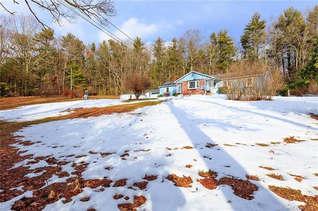 152 Thompson Pike, Killingly, CT 06241 (MLS #170377283) :: Spectrum Real Estate Consultants