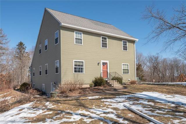 833 Georges Hill Road, Southbury, CT 06488 (MLS #170377286) :: Around Town Real Estate Team
