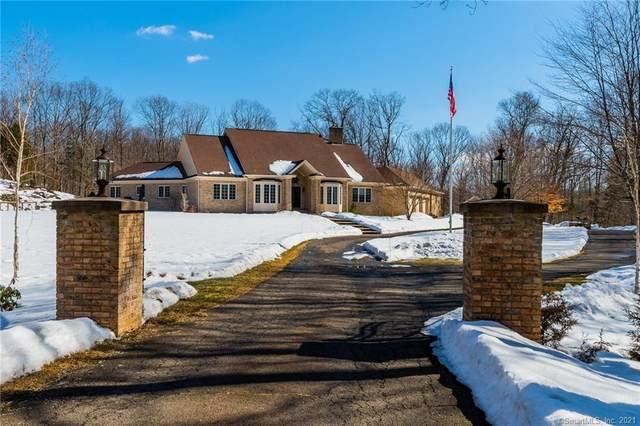 133 Chamberlain Hill Road, Haddam, CT 06441 (MLS #170377297) :: Tim Dent Real Estate Group