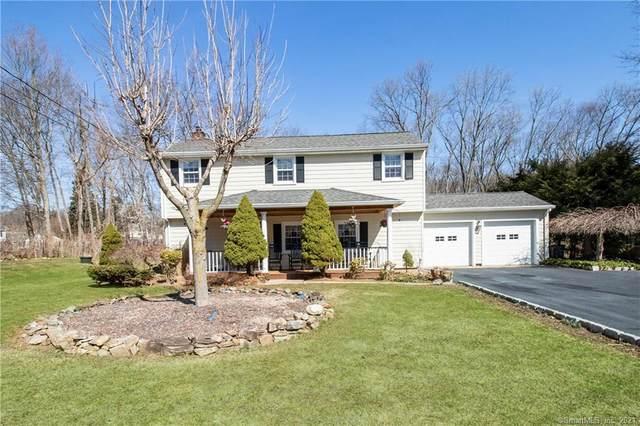 38 White Birch Drive, Trumbull, CT 06611 (MLS #170377313) :: Spectrum Real Estate Consultants