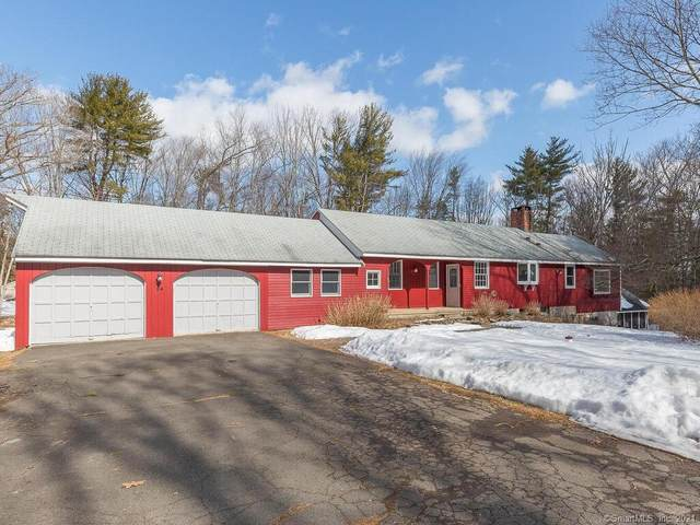 24 Woodhaven Drive, Avon, CT 06001 (MLS #170377323) :: Hergenrother Realty Group Connecticut