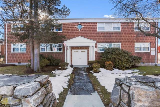 38 Courtland Avenue #1, Stamford, CT 06902 (MLS #170377352) :: Tim Dent Real Estate Group