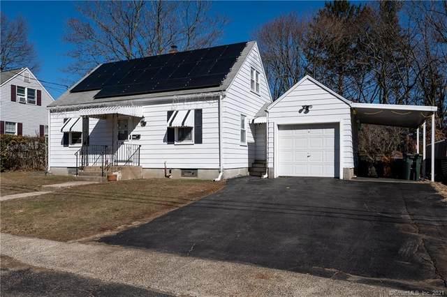 94 Beverly Drive, Bridgeport, CT 06610 (MLS #170377393) :: Spectrum Real Estate Consultants