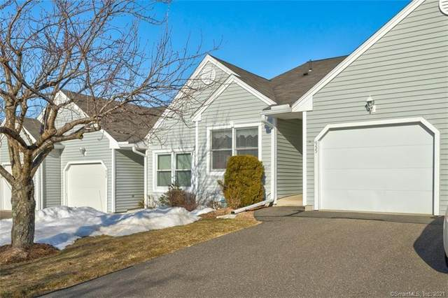 955 Sweetheart Path #955, Southington, CT 06489 (MLS #170377403) :: Hergenrother Realty Group Connecticut