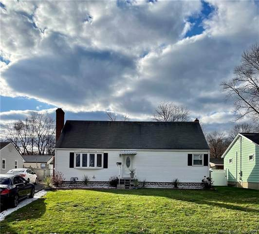 41 Booth Avenue, Wethersfield, CT 06109 (MLS #170377426) :: Hergenrother Realty Group Connecticut