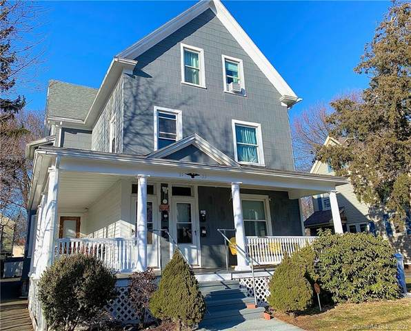31 Wallace Street, New Britain, CT 06051 (MLS #170377447) :: Around Town Real Estate Team