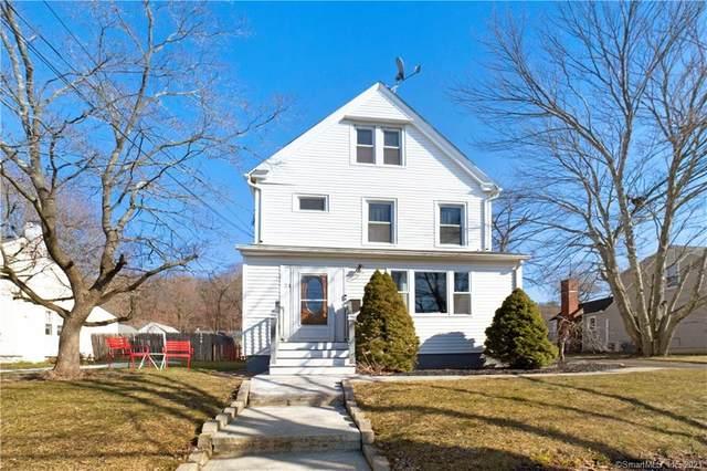 21 Joyce Road, East Haven, CT 06512 (MLS #170377457) :: Tim Dent Real Estate Group