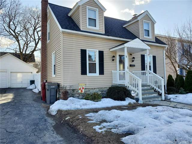 34 City Hill Court, Naugatuck, CT 06770 (MLS #170377471) :: Spectrum Real Estate Consultants