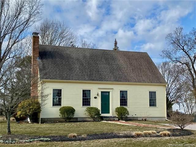 248 N Water Street, Stonington, CT 06378 (MLS #170377476) :: Around Town Real Estate Team
