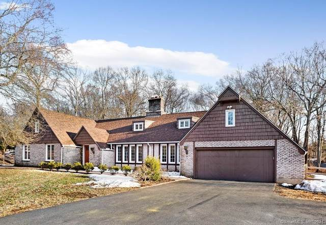 172 Wild Rose Drive, Orange, CT 06477 (MLS #170377478) :: Around Town Real Estate Team