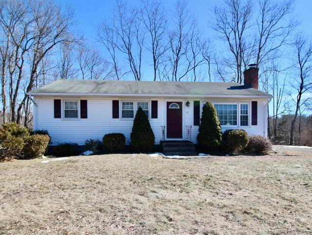 112 Milton Drive, Meriden, CT 06450 (MLS #170377509) :: The Higgins Group - The CT Home Finder