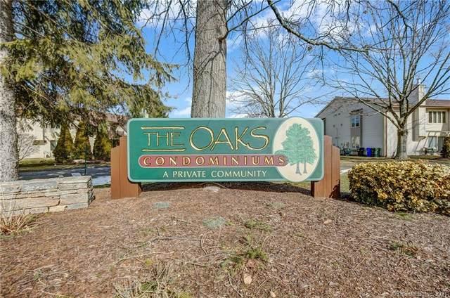91 Little Oak Lane #91, Rocky Hill, CT 06067 (MLS #170377524) :: Team Phoenix