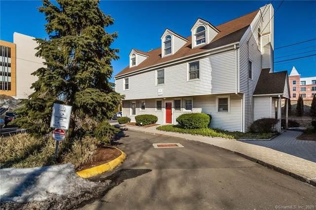 32 Pine Street 1A, Norwalk, CT 06854 (MLS #170377531) :: Around Town Real Estate Team