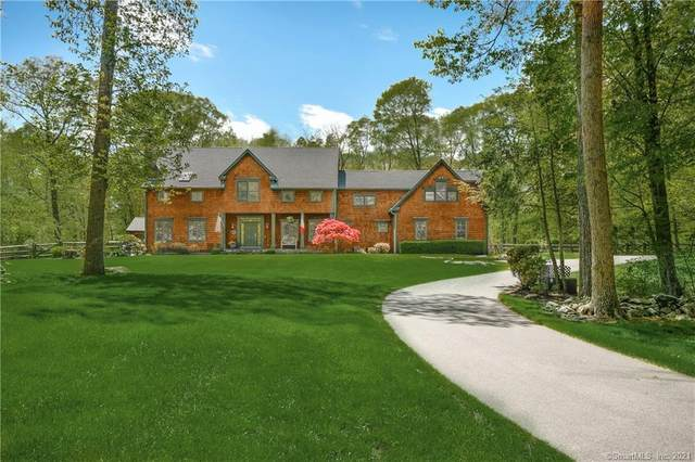 2 Kirsten Place, Weston, CT 06883 (MLS #170377545) :: GEN Next Real Estate