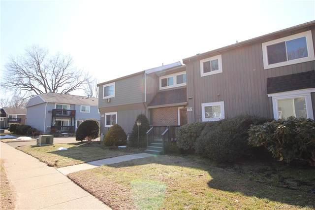 25 Ameridge Drive #25, Bridgeport, CT 06606 (MLS #170377547) :: The Higgins Group - The CT Home Finder