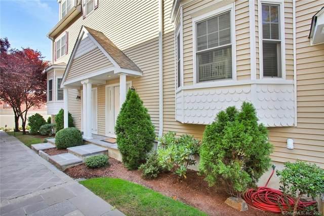 160 Glenbrook Road 5B, Stamford, CT 06902 (MLS #170377567) :: Tim Dent Real Estate Group