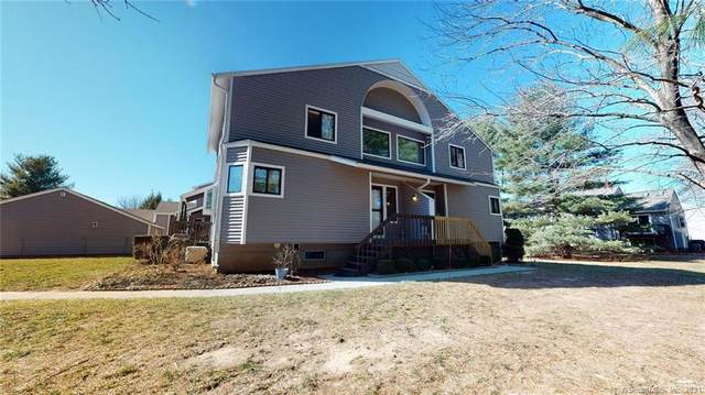 1809 Mill Pond Drive #1809, South Windsor, CT 06074 (MLS #170377580) :: Around Town Real Estate Team