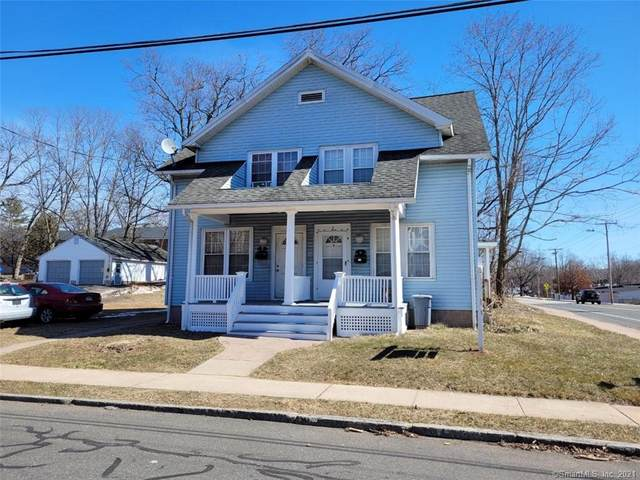3 West Street, Manchester, CT 06040 (MLS #170377603) :: Hergenrother Realty Group Connecticut