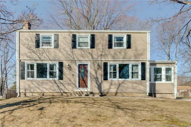 20 Orbit Drive, Enfield, CT 06082 (MLS #170377607) :: Forever Homes Real Estate, LLC