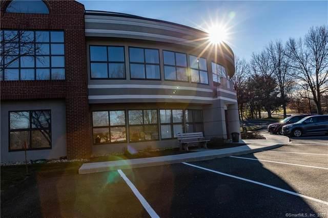 3 Pomperaug Office Park #105, Southbury, CT 06488 (MLS #170377660) :: Around Town Real Estate Team