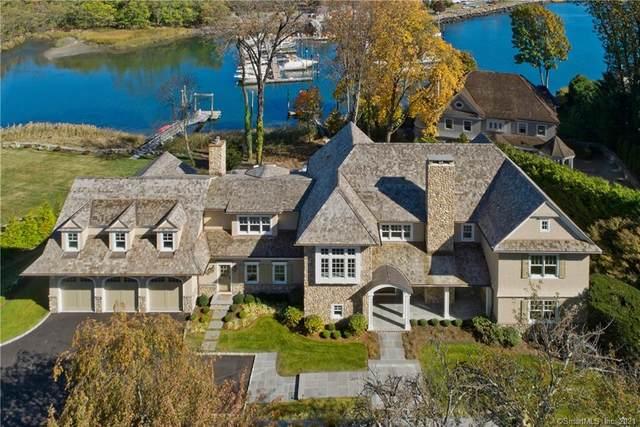344 Shore Road, Greenwich, CT 06830 (MLS #170377669) :: Spectrum Real Estate Consultants