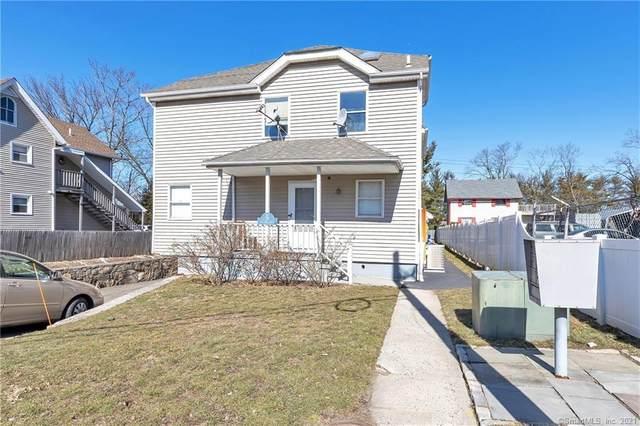 5 Van Zant Street #1, Norwalk, CT 06855 (MLS #170377689) :: Tim Dent Real Estate Group