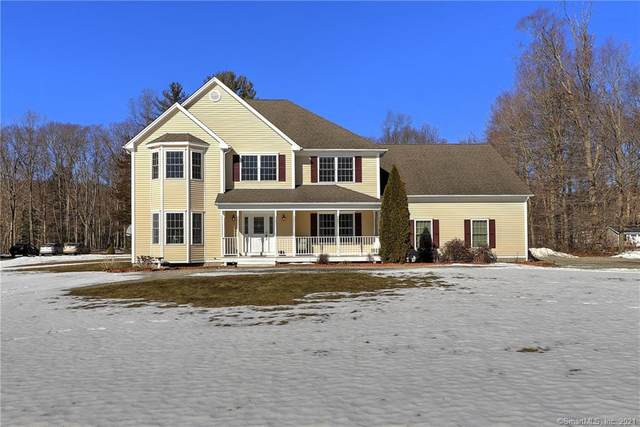 14 Krystalle Lane, Oxford, CT 06478 (MLS #170377695) :: Forever Homes Real Estate, LLC