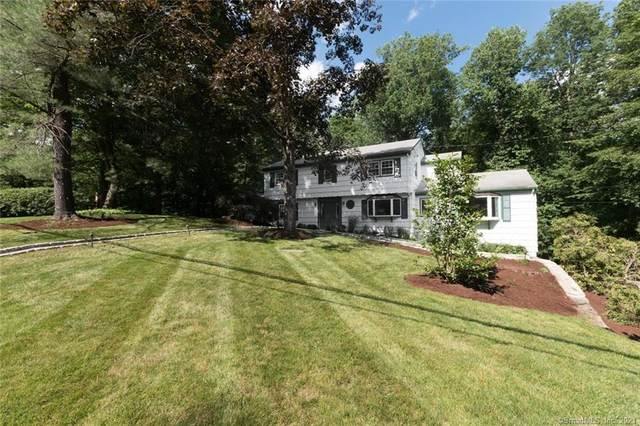 82 Shelter Rock Road, Stamford, CT 06903 (MLS #170377702) :: The Higgins Group - The CT Home Finder