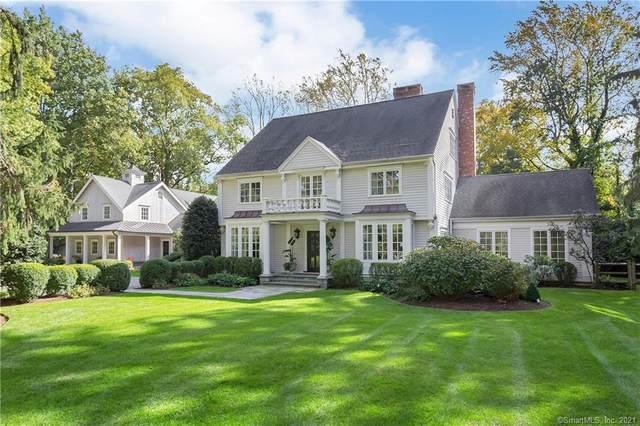 48 Buttonwood Lane, Darien, CT 06820 (MLS #170377724) :: Around Town Real Estate Team