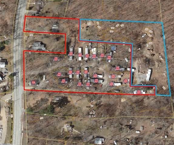 268 Flanders Road, Groton, CT 06355 (MLS #170377732) :: Around Town Real Estate Team