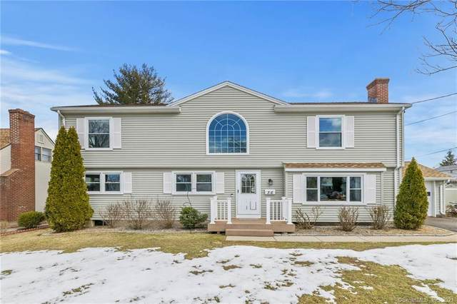 36 Parker Street, Newington, CT 06111 (MLS #170377735) :: Team Phoenix