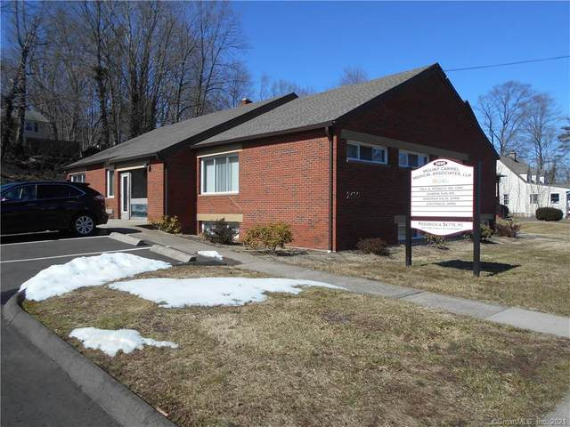 2690 Whitney Avenue, Hamden, CT 06518 (MLS #170377736) :: The Higgins Group - The CT Home Finder
