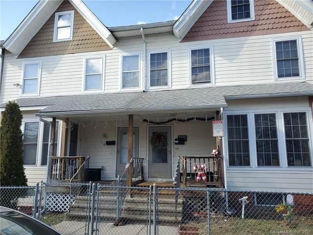 114 Hanover Street #114, Bridgeport, CT 06604 (MLS #170377787) :: Carbutti & Co Realtors