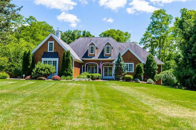 15 High Point Drive, East Hampton, CT 06424 (MLS #170377801) :: Spectrum Real Estate Consultants