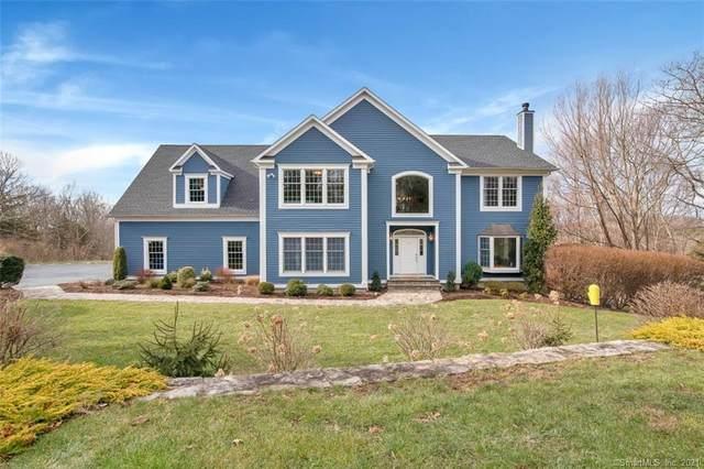 19 Flat Rock Drive, Easton, CT 06612 (MLS #170377802) :: Spectrum Real Estate Consultants