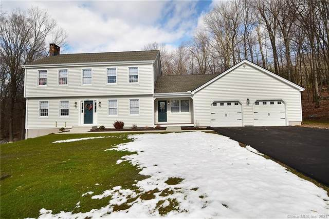 143 Carter Street, Manchester, CT 06040 (MLS #170377850) :: Hergenrother Realty Group Connecticut