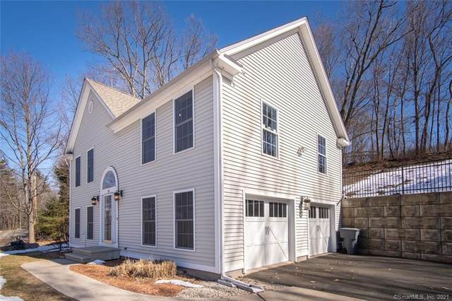 118 Newgate Road, East Granby, CT 06026 (MLS #170377858) :: Around Town Real Estate Team