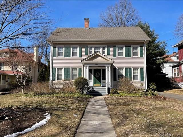 225 Ridgefield Street, Hartford, CT 06112 (MLS #170377900) :: Spectrum Real Estate Consultants