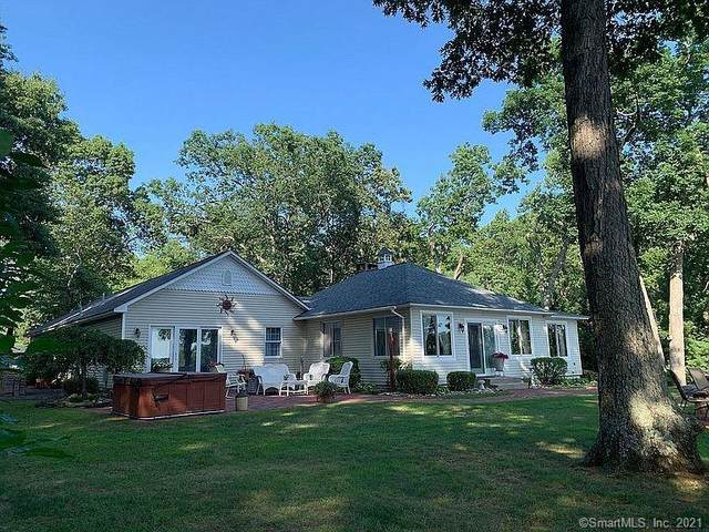 601 Forest Road, Suffield, CT 06093 (MLS #170377902) :: Forever Homes Real Estate, LLC