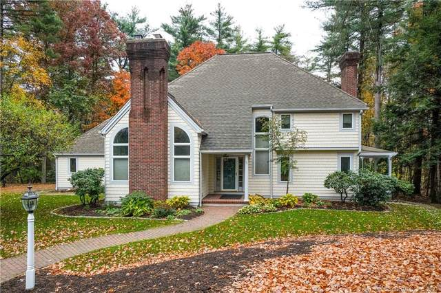 31 Foxcroft Run, Avon, CT 06001 (MLS #170377906) :: Hergenrother Realty Group Connecticut