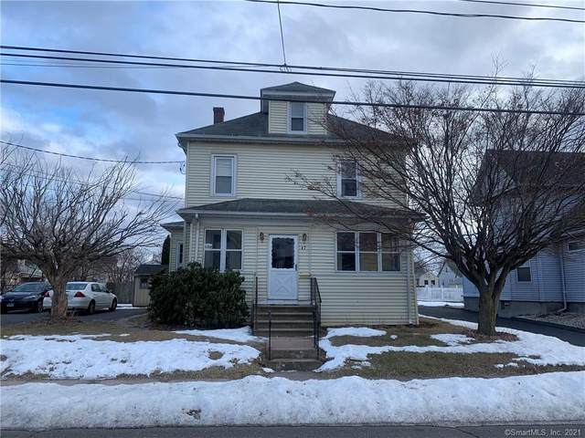 47 Levesque Avenue, West Hartford, CT 06110 (MLS #170377941) :: Hergenrother Realty Group Connecticut